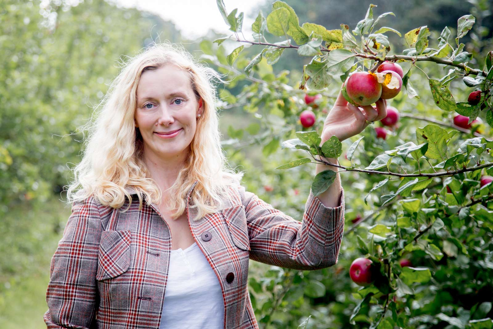 personal branding photo shoot apple producers farmers