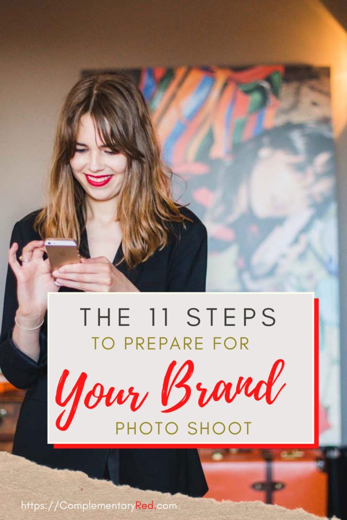 Brand Photography tips